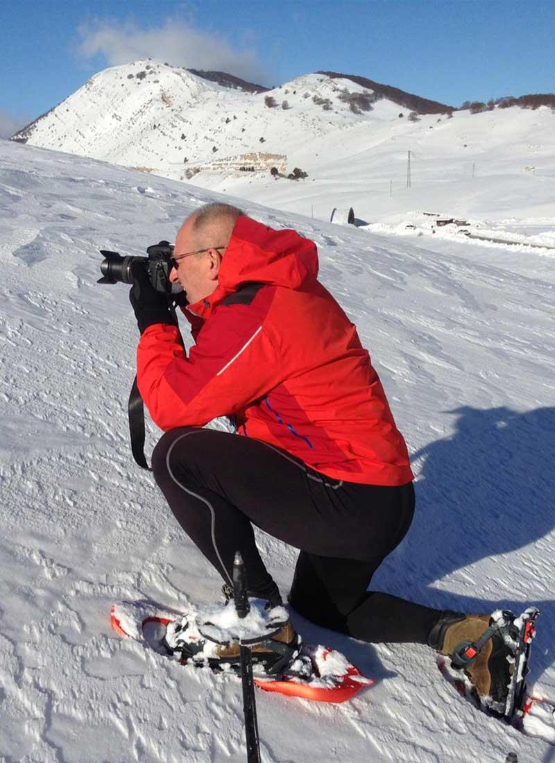 Alessandro Fusco Guida Escursionistica